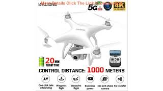 Slide KALIONE K777 GPS Drone 4K Gimbal Camera 1000m 5G WIFI FPV Brushless Helicopter SD Card Profes