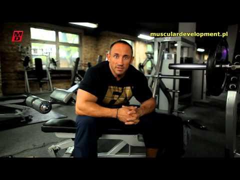 Jak budować mięśni chłopca