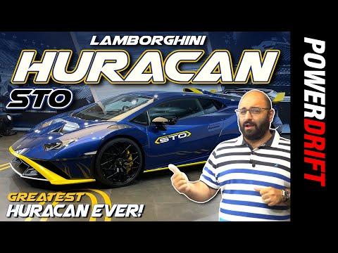 Lamborghini Huracan STO   Best Huracan EVER   PowerDrift