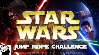Star Wars Jump Rope Challenge (Grades 2-5)