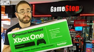 I Bought A Refurbished Xbox One From GameStop...And This Is What They Sent Me