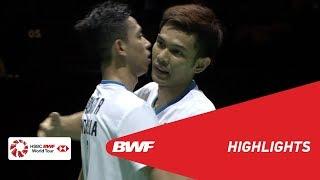 YONEX Swiss Open | Finals MD Highlights