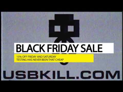 USB Kill Black Friday Promo - 15% DISCOUNT