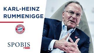 Rummenigge (FC Bayern): Der Mensch Hinter Dem Vorstandsvorsitzenden | SPOBIS 2019