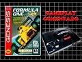 F1 World Championship sega Genesis