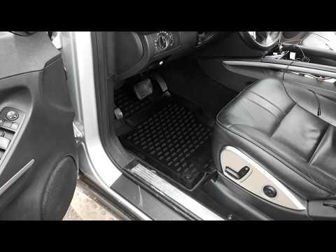Коврики в салон Mercedes M-Class W164 NLC.34.23.210k