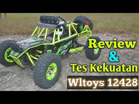 Review rc car wltoys 12428