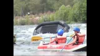 preview picture of video '01.FORTUNE RAFTING ANTALYA TURCJA'
