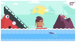 Surfingers video