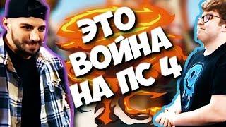УБИЛ ПРО ИГРОКА 4 РАЗА ПОДРЯД   ТОП ИГРОКИ ФОРТНАЙТ НА ПС4