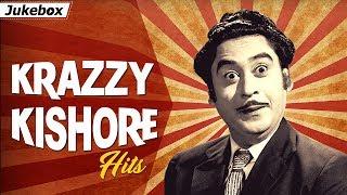 Krazzy Kishore Hits   Bollywood Evergreen Songs [HD]   Top 20 Kishore Kumar Fun Songs