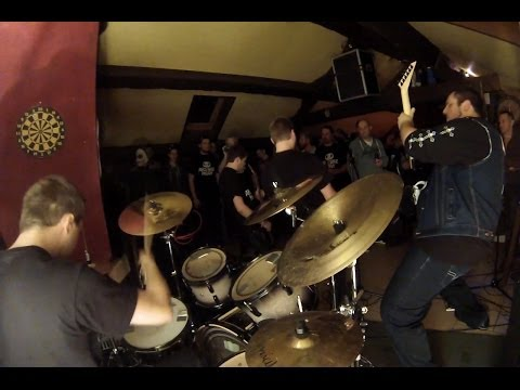 Ardenne Heavy - 37 In The Box (Music Video Live @ Fanchons Bar)