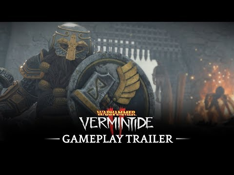 Warhammer: Vermintide 2 | Gameplay Trailer thumbnail