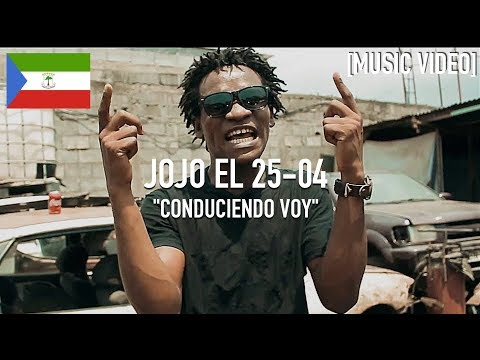 Jojo El 25-04 - Conduciendo Voy [ Music Video ]
