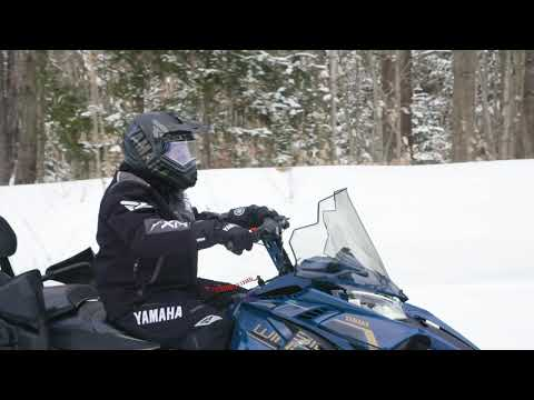 2022 Yamaha Sidewinder S-TX GT EPS in Hancock, Michigan - Video 2