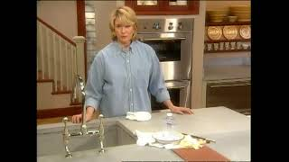 Martha Stewart on Her Love of Soapstone