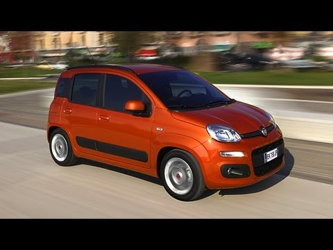 New Fiat Panda video review - by www.autocar.co.uk