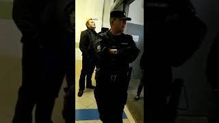Сколько нужно полицейских, чтобы одну противницу пенсионной реформы задержать