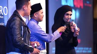 Majlis Pelancaran Block 404 (Sidang Media) DBI Group / DBI Entertainment Sdn Bhd 2017