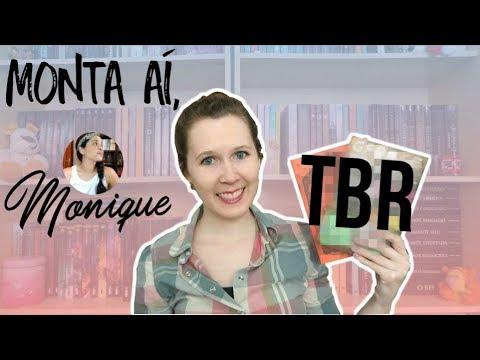 Monta aí, Monique - TBR de Outubro | Leituras de Deni