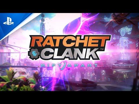 Démo de gameplay version longue de Ratchet & Clank : Rift Apart