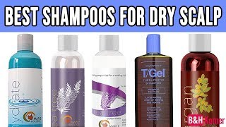 Top 7 Best Shampoos For Dry Scalp 2018 - Shampoos For Dry Scalp And Dandruff