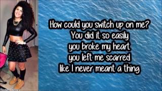 Toni Romiti   Switch Up (Lyrics) Ft Big Rod