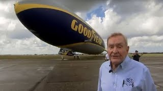 History behind the Goodyear Blimp