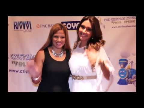 Video Highlights of the 5th Annual Cristian Rivera Foundation Celebrity Gala