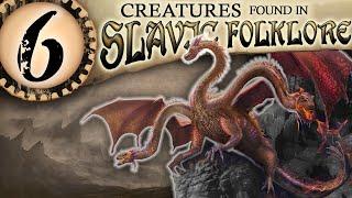6 Slavic Mythology Creatures — Slavic Folklore Series