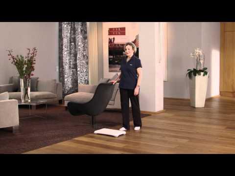 Behandlung der Osteochondrose Traktions
