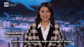 The history of the World Economic Forum in Davos (WEF)