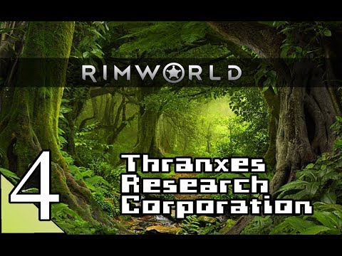 RimWorld B18 (Modded) Fuzzyhead - Ep9 (Let's Play) - игровое
