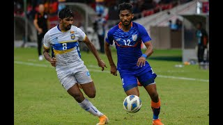 SAFF Championship 2021: India Held By Unfancied Sri Lanka