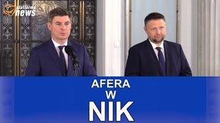 MÓJ SUBSKRYBOWANY KANAŁ – Afera w NIK – Konferencja prasowa Jana Grabca i Marcina Kierwińskiego