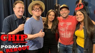 The Chip Chipperson Podacast - 119 - TEA & CRUMPITS