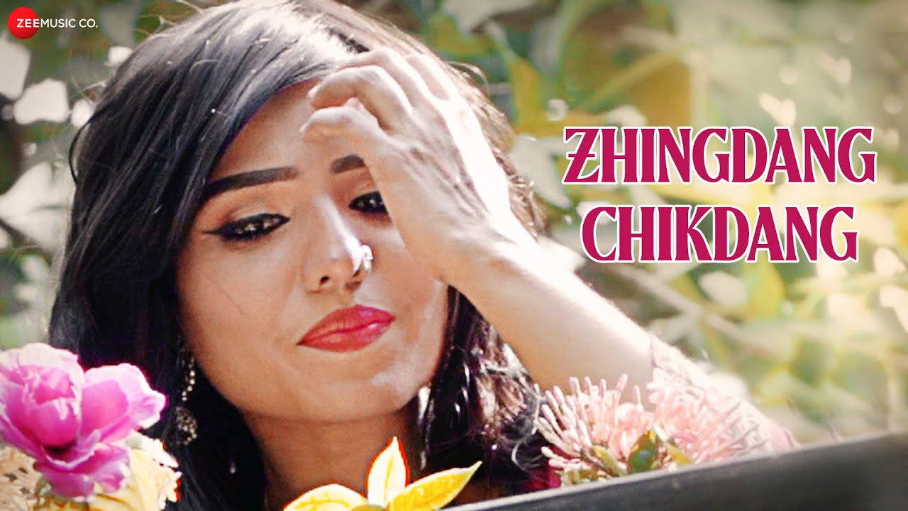 Download New Marathi Song : Zhingdang Chikdang Adarsh Shinde  Lyrics