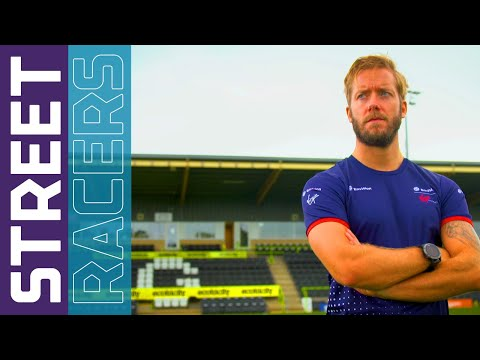 Sam Bird Trains With Forest Green Rovers: Street Racers Episode 23