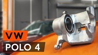 Come sostituire pinza de freno anteriore su VW POLO 4 (9N3) [TUTORIAL AUTODOC]