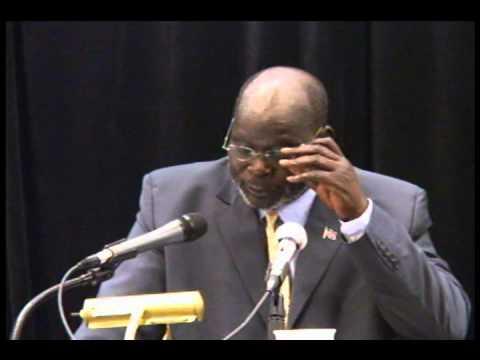 mp4 Doctor John Garang, download Doctor John Garang video klip Doctor John Garang