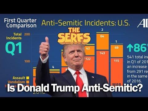 Is Donald Trump Anti-Semitic? (A closer look)