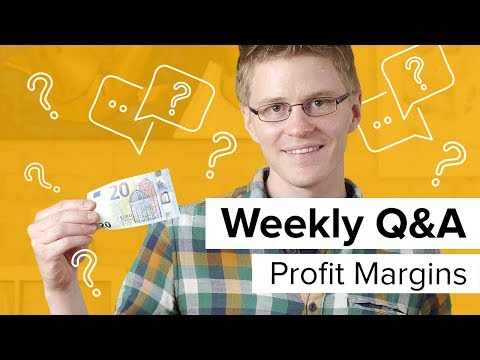 Profit Margins: What's the Ideal Markup for Dropshipping Products [Oberlo Weekly Q&A]