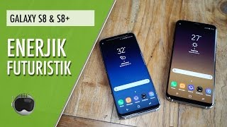 Samsung Galaxy S8 Plus 64GB Duos Global - Mulus LikeNew - Fullset - S8 PLUS 64 GB BLACK SM-G955FD