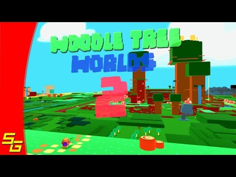 Woodle Tree 2: Worlds | Cute Open-World Platformer thumbnail