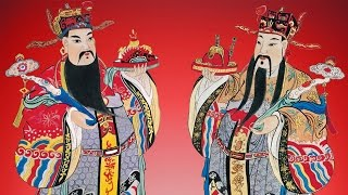 Guard against Chinese demons with Door Gods