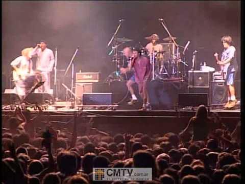 Bersuit Vergarabat video Diez mil - San Pedro Rock I 2003