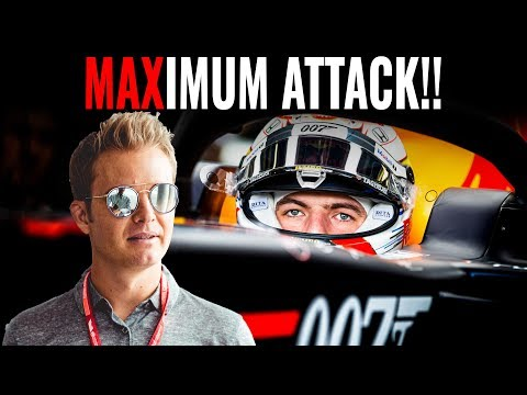 CAN VERSTAPPEN WIN THE GERMAN GP?? | NICO ROSBERG | F1 ANALYSIS