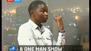 Youth Cafe: The one man show Muthiora Kariara