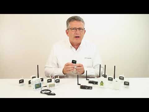 T&D RTR Series of Wireless Data Loggers