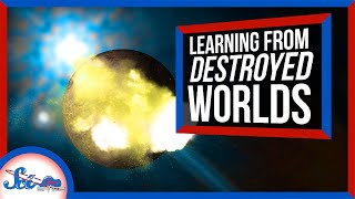 The Surprising Secrets of Destroyed Exoplanets | SciShow News by SciShow Space